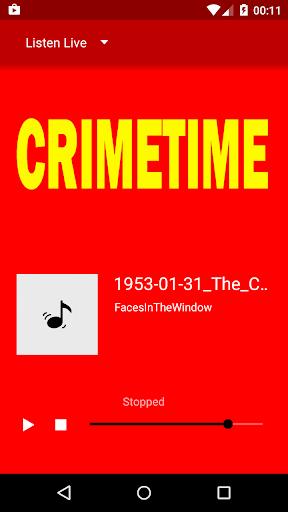 CRIMETIME - Old TIme Radio