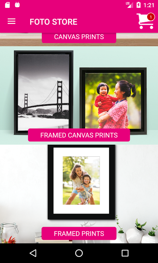Foto Store - Photo Printing & Thank You Cards- screenshot