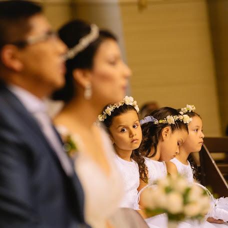 Fotógrafo de bodas Roger Espinoza (rogerespinoza). Foto del 09.10.2017