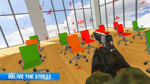 Office Smash Destruction Super Market Game Shooter 1.1.3 screenshots 1