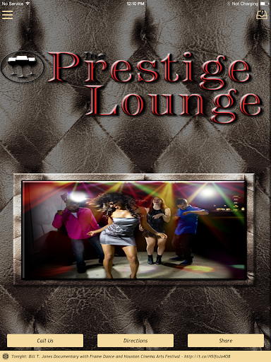 The Prestige Lounge