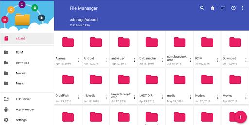 File Manager screenshot 13