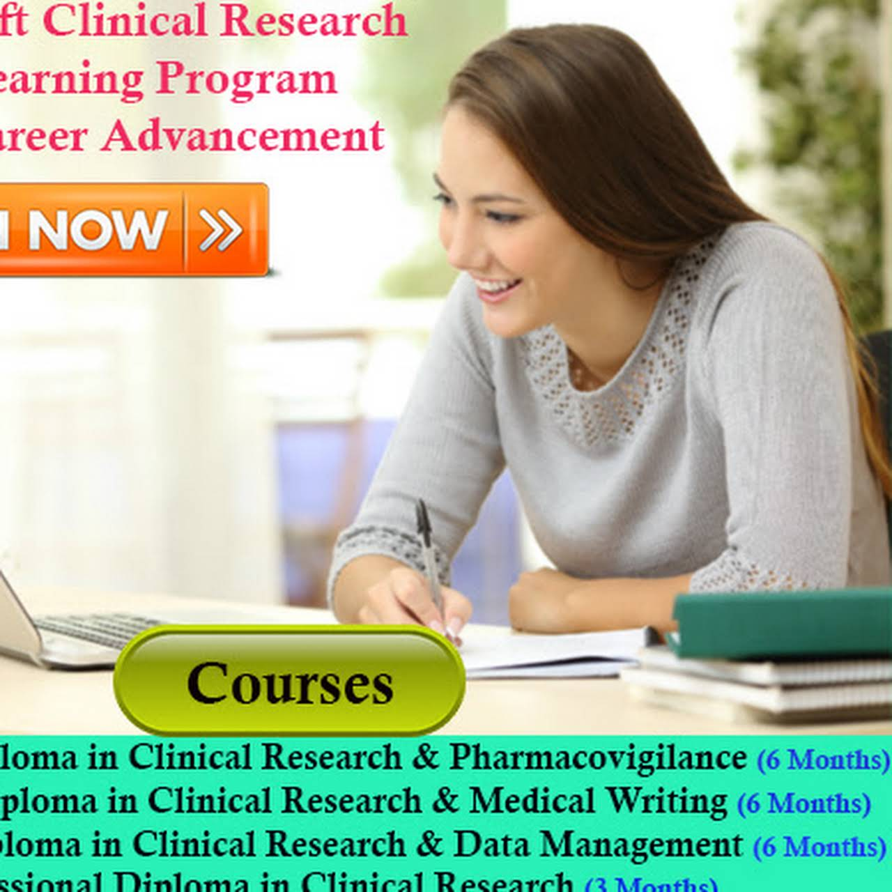 Clinical Research Courses - Research Institute in Mohali