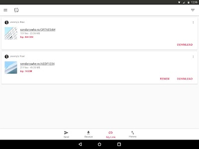 Send Anywhere (File Transfer) v8.1.18 [Mod Lite]