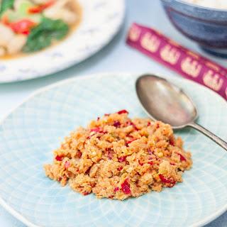 Nam Prik (Thai Chilli Paste)