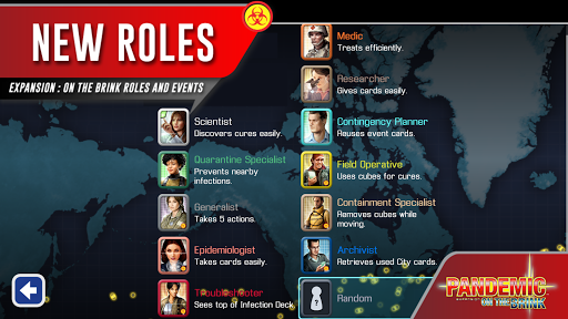 Pandemic: The Board Game  screenshots 2