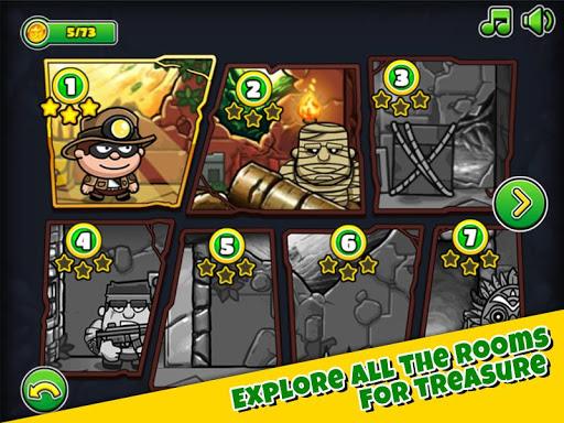 Bob The Robber 5: Temple Adventure by Kizi games  screenshots 3