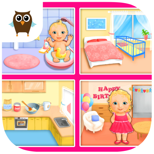 Sweet Baby Girl - Dream House and Play Time (game)