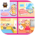 Sweet Baby Girl - Dream House apk