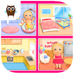 Sweet Baby Girl - Dream House and Play Time icon