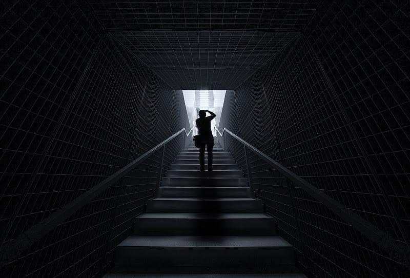 Alla ricerca della luce  di wallyci