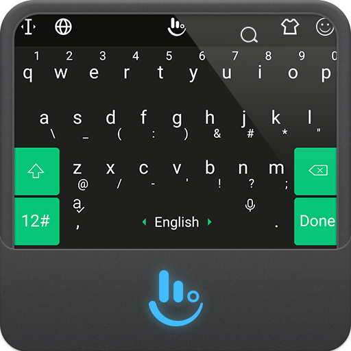 Young TouchPal Keyboard Theme