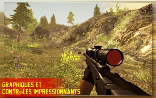 Code Triche Animal Hunting Sniper 2017 - Jungle Safari Gun APK MOD screenshots 1