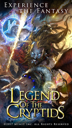Legend of the Cryptids (Dragon/Card Game) for PC