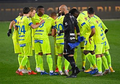 La Gantoise dévoile sa sélection pour la réception du Standard de Liège