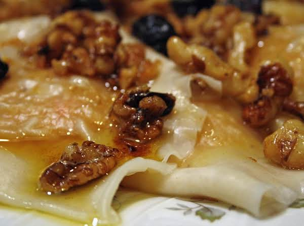 Butternut Squash Ravioli With Brown Sugar And Sage Recipe