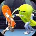 Gangster Vegetable Wrestling Revolution Fight 2018 icon