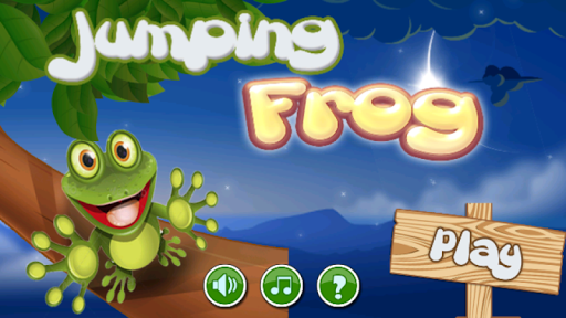 Jumping the Frog Game