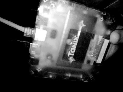 IR camera screenshot 1