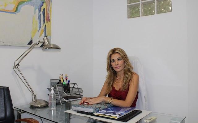Luisa Pardo González, psicóloga sanitaria jurídica y forense.