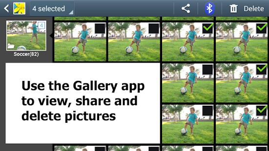 Burst Mode Camera- screenshot thumbnail