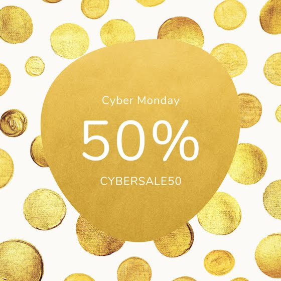Cyber Monday Big Sale - Instagram Post Template
