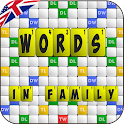 Swap the Word - in Family icon