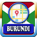 Burundi Maps And Direction icon