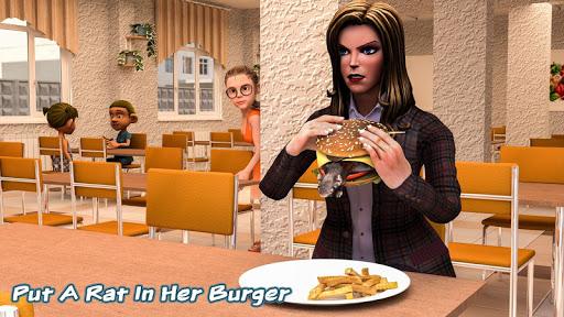 Scare Scary Evil Teacher 3D: Spooky & Creepy Games 1.0.4 screenshots 7