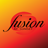 Fusion At Sunset