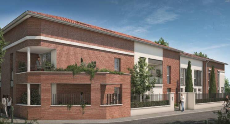 Toulouse quartier Saint-Simon proche mairie