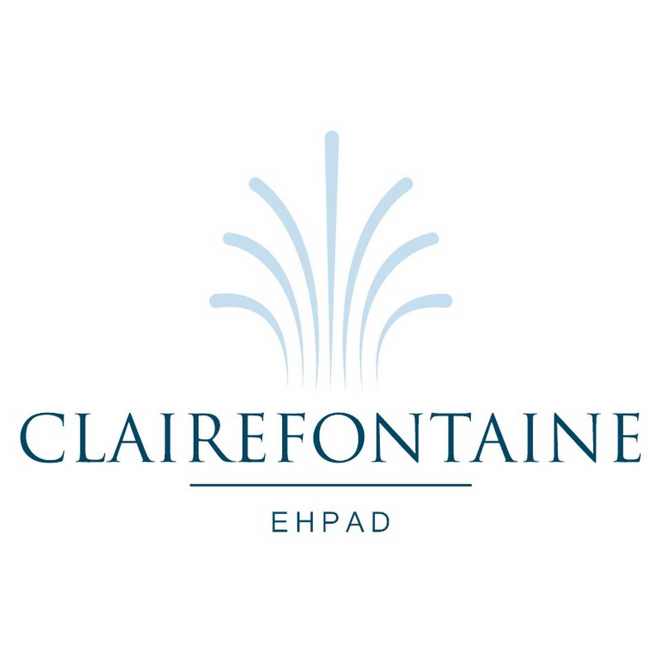 Logo Clairefontaine EHPAD