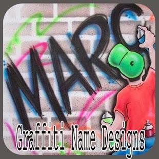 Graffiti Name Designs - náhled