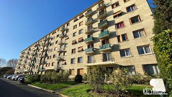 Appartement 4 pièces 80,53 m2
