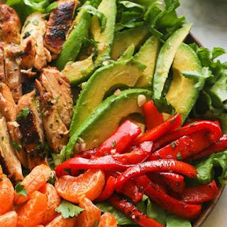 Citrus Chicken Salad with Avocado