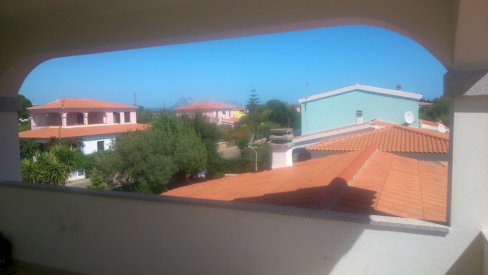 Вид с балкона на о Таволара
