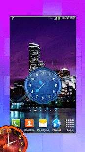 How to get Modern Clock Widget 2.0.1 mod apk for bluestacks