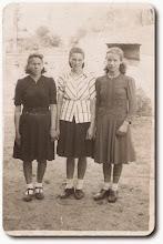 Photo: Od lewej: Gugnacka Marianna, Modzelewska Janina, Bazydło Jadwiga