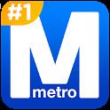DC Metro & Bus Tracker icon
