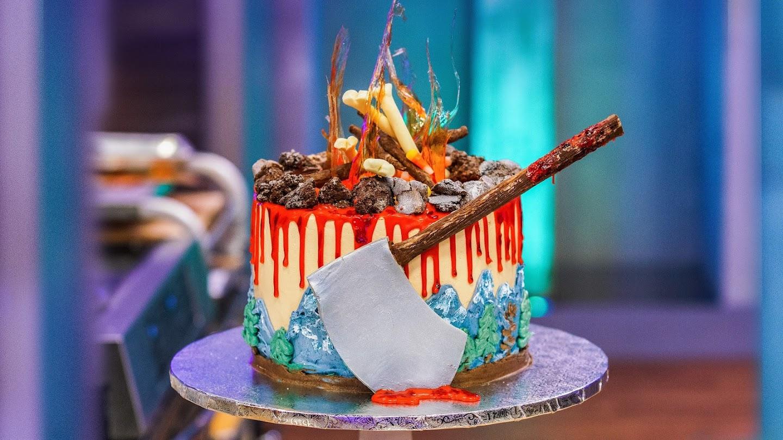 Watch Halloween Baking Championship live