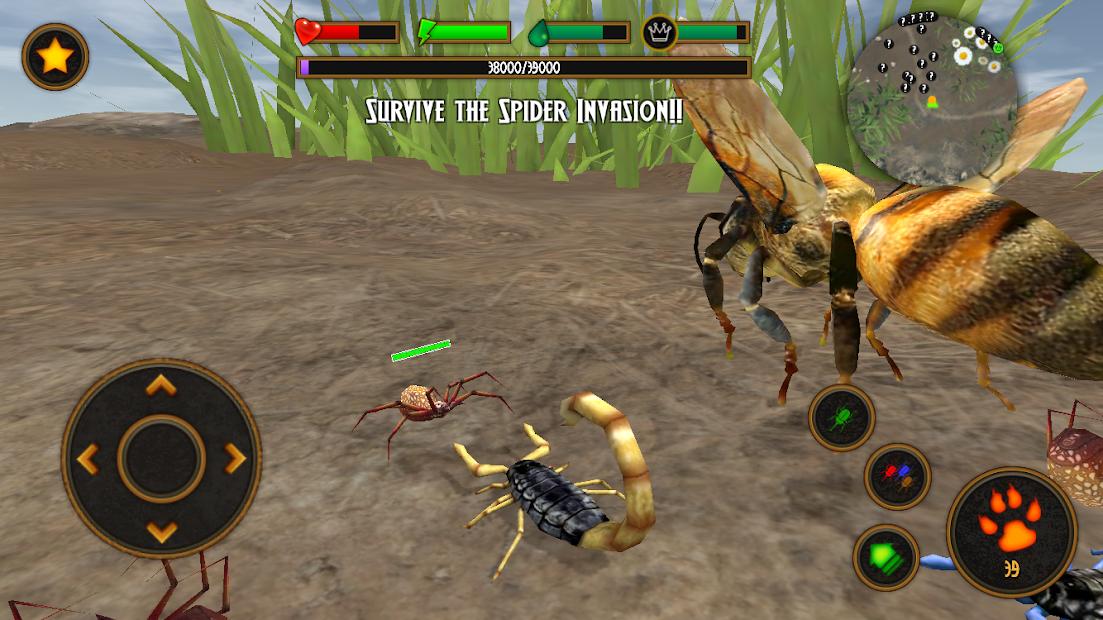 Life of Scorpion screenshot 6