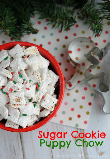 10 best puppy chow no butter recipes - Christmas Puppy Chow
