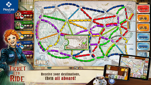 Ticket to Ride for PlayLink 2.5.10-5847-64a9d8c2 screenshots 2