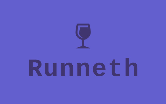 Runneth