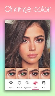 Makeup Your Face : Makeup Camera & Makeover Editor Screenshot