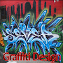 Unique Graffiti Design APK icon
