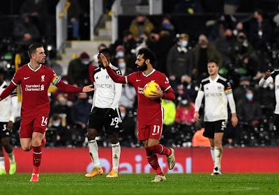 Liverpool et Origi manquent l'occasion de doubler Tottenham en tête