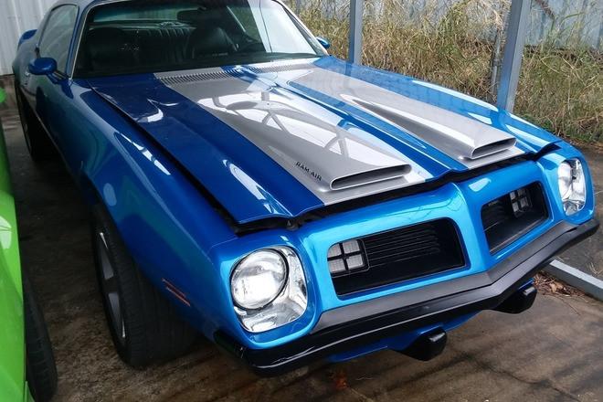 1974 Pontiac Firebird Hire LA
