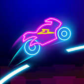 Twist Rider - Bike Stunt Rider Game icon