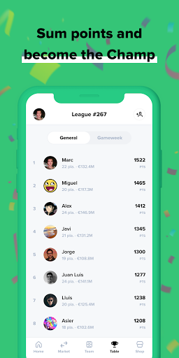 Bemanager - Be a Soccer Manager apkpoly screenshots 7